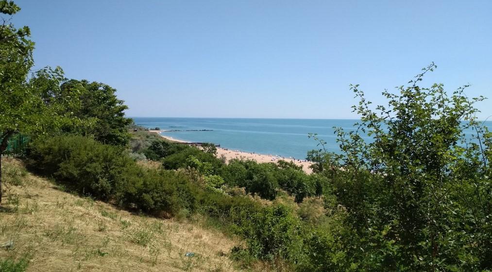 Черноморск Чайка место для маевки