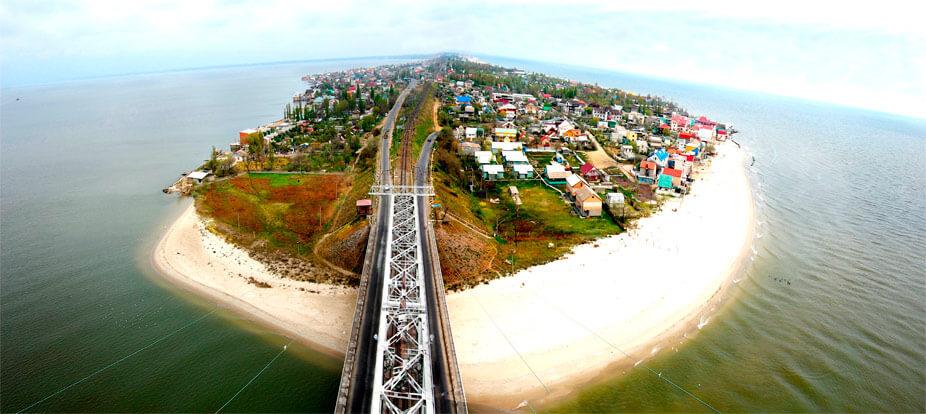 курорт затока одесской области