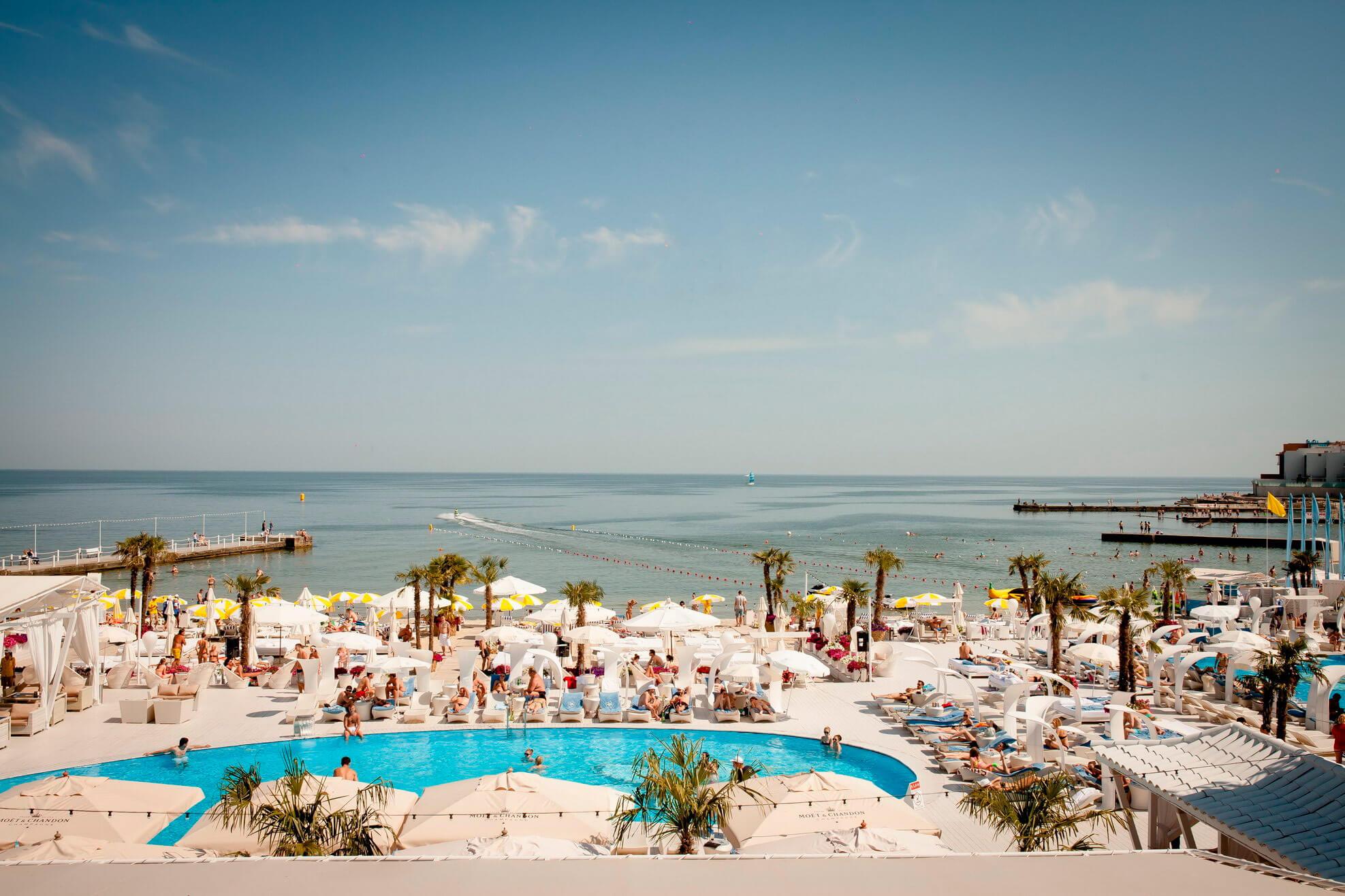 отдых на курорте в затоке одесской области